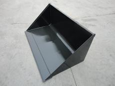 Grading bucket